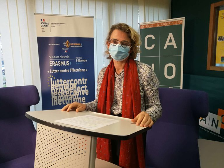 Séminaire ERASMUS Illettrisme 02 décembre 2020 - BEAUVAIS - 001