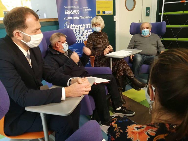 Séminaire ERASMUS Illettrisme 02 décembre 2020 - BEAUVAIS - 052
