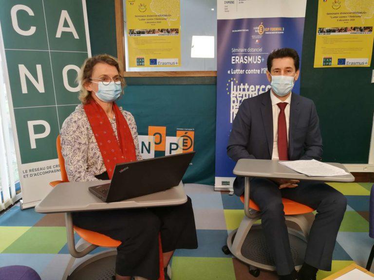 Séminaire ERASMUS Illettrisme 02 décembre 2020 - BEAUVAIS - 062